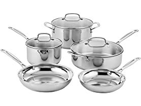 Cuisinart Stainless 8-PC Cookware Set