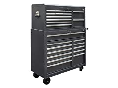 41-Inch Tool Chest and Cabinet Combo