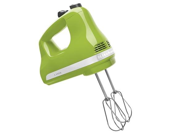 KitchenAid 5Speed Ultra Power Hand Mixer6 Colors  Home & Kitchen -> Kitchenaid Ultra Power Hand Mixer
