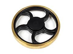 iPM Round High-Speed Fidget Spinner