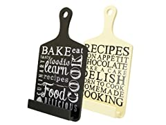 BW Tablet & Cookbook Stand - 2 Styles