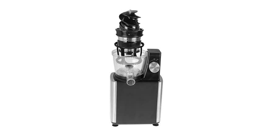 Kalorik Fe 40764 Ss Stainless Steel Slow Juicer Reviews : Stainless Steel Slow Juicer