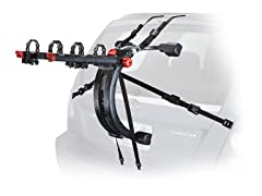 Quickback 3-Bike Trunk Rack
