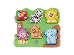 Fisher-Price Laugh & Learn Zoo Puzzle