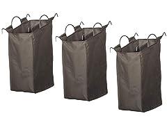 Laundry Hamper Liner Replacement Bag