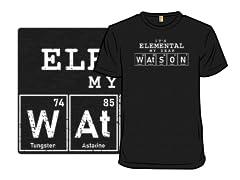 Elemental My Dear Watson!