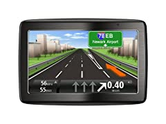 "TomTom 4.3"" BT GPS w/ Lifetime Traffic/Maps"