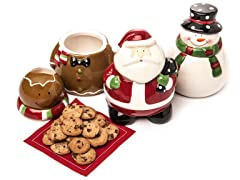 Cookie Friends- Set of 3