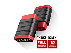 THINKCAR THINKDIAG Mini Bluetooth OBD2 Scanner