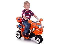 Orange Lil' Rider FX Motorcycle