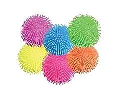 Rhode Island Novelty 5 Inch Puffer Balls