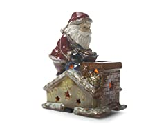 Scenterrific Warmer - Santa on Roof