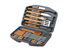 Chefs Basics 18-Piece Barbecue Set