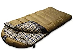 Grizzly 0° F Ripstop Sleeping Bag
