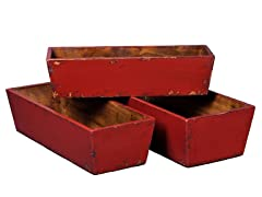3-Piece Carroll Planter Set