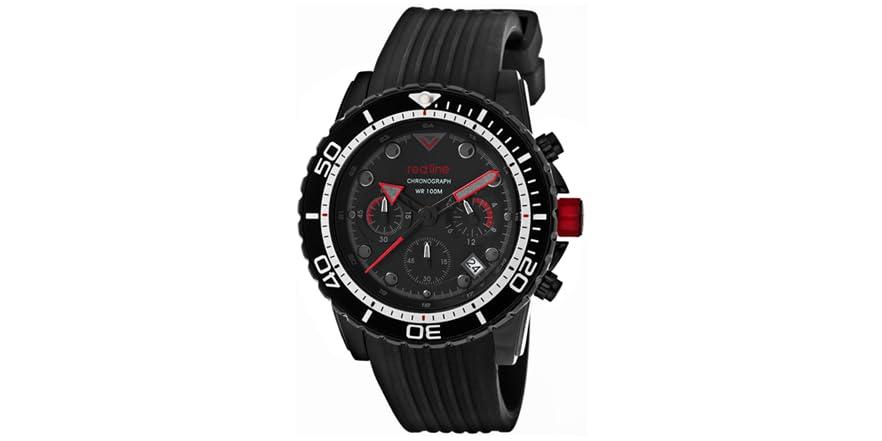 Red Line Piston Chronograph Watches - photo #45