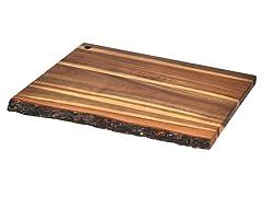 "Acacia Cutting Board - 16"" x 12"" x 1"""