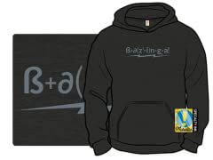 The Formula for Success Remix Pullover Hoodie