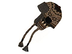 MUK LUKS® Faux Fur Trapper Hat, Brown