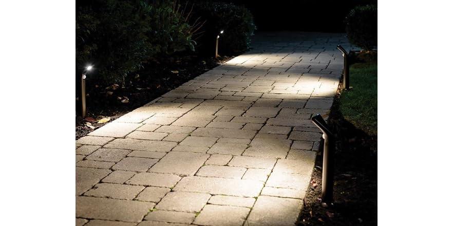 Mr Beams Motion Sensor Led Path Lights