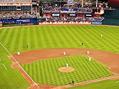 Kauffman Stadium, Kansas City Royals