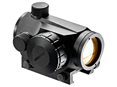 Barska 1x 20mm Dual Mount G/R Dot Sight
