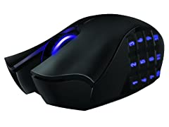 Naga Epic Rechargeable Wireless Mouse