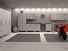 Ulti-MATE Garage PRO 12-Piece Storage Kit