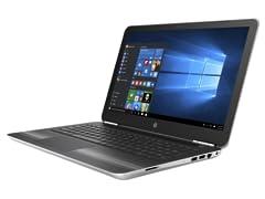 "HP Pavilion 15Z-AW000 15.6"" FHD Touch Laptop - Silver"