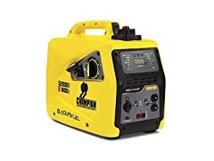 Champion 2000-W Inverter Generator (Dual Fuel)
