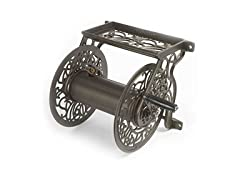 Liberty Garden Wall Mount Hose Reel