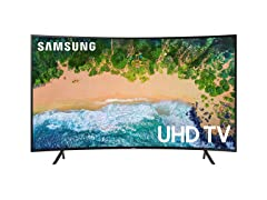 "Samsung 65"" Class Curved 4K (2160p) Ultra HD Smart LED TV"