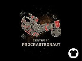 Procrastronaut