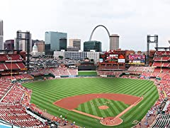Busch Stadium, St. Louis Cardinals