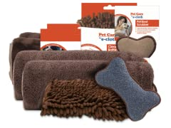 E-Cloth Pet Care Set