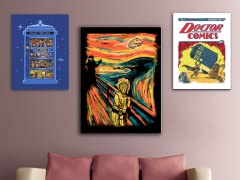 Pop Culture Canvas Art