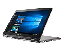 "Asus VivoBook Flip 15"" 128GB Convertible Laptop"