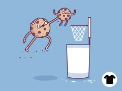 Cookie Slam Dunk