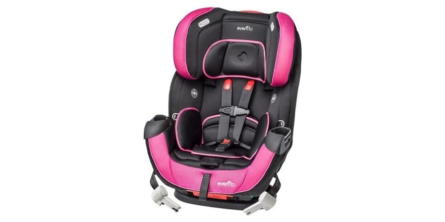 evenflo symphony dlx all in one car seat. Black Bedroom Furniture Sets. Home Design Ideas