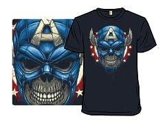 Star-Spangled Skull