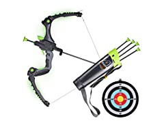 SainSmart Jr. Kids Bow and Arrows, Green