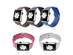 PU Leather Band for Apple Watch