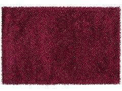 Shag Rug - Vivid Cranberry