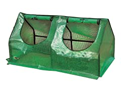 Seed Starter Greenhouse Cloche With Cover