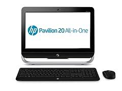 """Pavilion 20"""" All-in-One Desktop"""