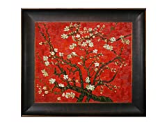 Van Gogh - Red Almond Blossom