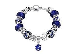 50 Shades Charm Bracelet
