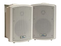 3.5'' Indoor/Outdoor Wall Mount Speaker (Pair)
