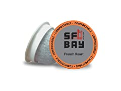 SF Bay Coffee French Roast 100 Ct