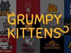 Ikado: Grumpy Kittens